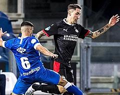 'Zwaar gehavend PSV morgen met basisdebutant op Cyprus'