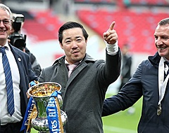 Leicester City eert familie Srivaddhanaprabha na FA Cup-winst