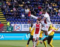 Ajax brengt doelpuntentotaal naar 19 in 3 duels