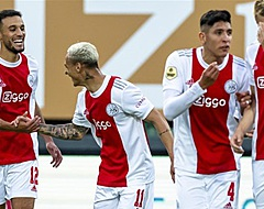 'Ajax slaat slag met 'nieuwe Antony''