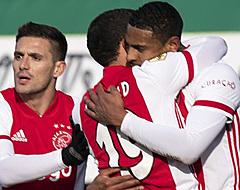 Ajax nipt te sterk voor Fortuna Sittard
