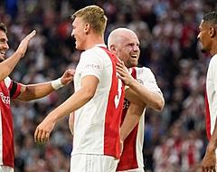 Ajax maakt excuses na oefenwedstrijd