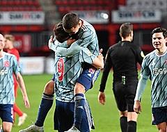 'Ajax verrast en schrijft Ajacied keihard af'