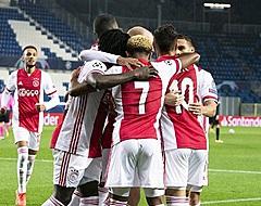 Ajax-aanhang maakt 'hansworst' met de grond gelijk