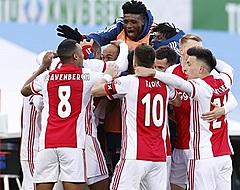 'Grote Ajax-middelvinger richting de Eredivisie'