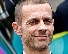 """UEFA-baas gaat er hard in: """"Geen WK's en EK's"""""""