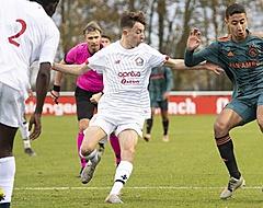 Ajax legt vleugelverdediger (19) langer vast