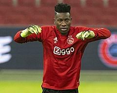 Onana doet onthulling over 'Ajax-vertrek'