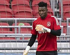 """Ajax-fans maken gehakt van Onana: """"Dikke middelvinger"""""""