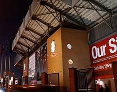 'Liverpool breidt Anfield Road uit'