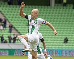 """Robben blijft knokken: """"Alles voor een terugkeer"""""""