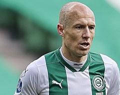 Robben legt uit waarom hij tegen PSV ontbreekt