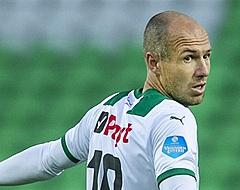 Buijs geeft update over 'enorm balende' Arjen Robben