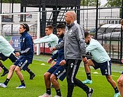 Feyenoorder ontbreekt op eerste training: transfer?