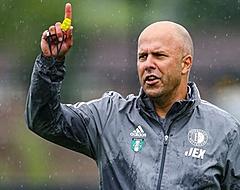 Witte rook: nieuwe rechtsback voor Feyenoord