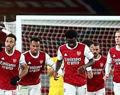 Arsenal wint Londense derby door gestuntel Chelsea