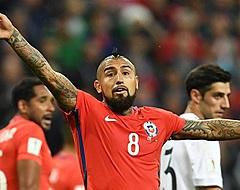 'Chili creëert mega-rel tijdens Copa América'