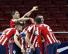 Atlético houdt stand en zet reuzestap richting kampioenschap