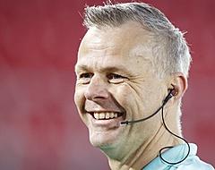 'Bizarre actie Björn Kuipers bij Ajax-Vitesse'