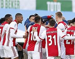 'Onbegrijpelijke actie bij bekerwinnaar Ajax'