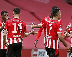 'PSV rekent op twee inkomende transfers'