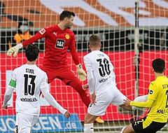 Dortmund ondanks dubbelslag Haaland onderuit