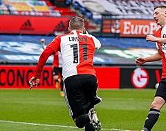 Spitsendans Feyenoord bijna ten einde