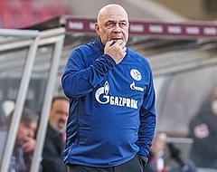 Schalke 04 ontslaat trainer, technisch directeur en teammanager