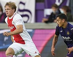'Na goed eerste jaar wil ik Ajax 1 in'