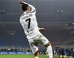 'Recordbreker Ronaldo vestigt zich naast het heilige voetbalmonster'