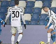 Ronaldo en Morata bezorgen Juventus Supercoppa