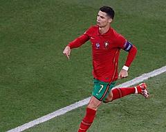 Weergaloze Ronaldo evenaart mythisch wereldrecord