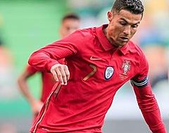 Ronaldo deelt pijnlijke sneer uit aan EK-sponsor