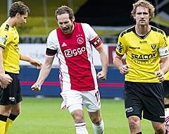 Blind spreekt zich uit over wisselende Ajax-rol