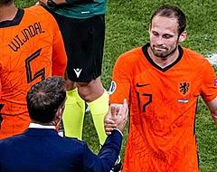 <strong>Oranje heeft Blind op andere positie nodig</strong>