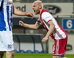 Ajax simpel, maar niet zonder kleerscheuren naar bekerfinale