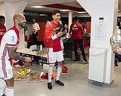 Ajax geniet openlijk van Super League-drama