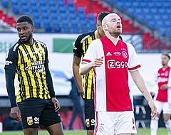 "'Schijnspanning' in bekerfinale: ""Leek er wel op dat Ajax ging winnen"""