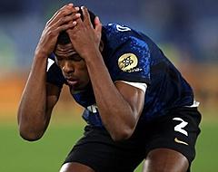'Inter heeft barslecht nieuws voor Dumfries'