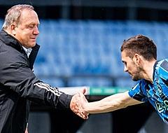 """Tadic belde directeur: """"Ik wil alleen naar Ajax"""""""