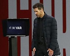 Atlético maakt geen fout, Lyon haalt uit in derby