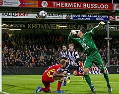 Rode kaarten én veel doelpunten bij Go Ahead-Heracles