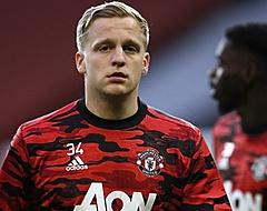 'Van de Beek weet al waar hij volgend seizoen speelt'