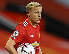 'United-ster kent belangrijk Van de Beek-nieuws'