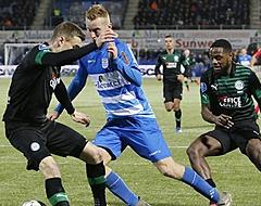 'Groningen en PEC clashen in strijd om Antwerp-recordaankoop'