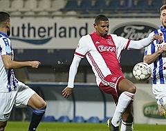 "Sneer na Heerenveen - Ajax: ""Het is allemaal keurig"""