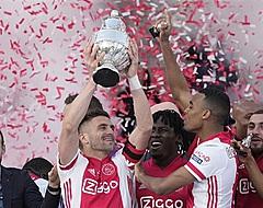 Dusan Tadic spreekt Ajax-wens uit na finale