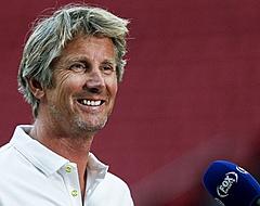 """Van der Sar: """"Ik weet niet of hij weg wil"""""""