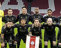 Ajax bereidt zich voor op aanstaand vertrek