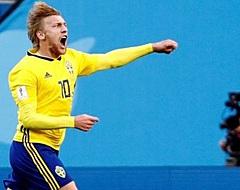 EK: 'Laf' Zweden pakt na draak van een wedstrijd volle buit